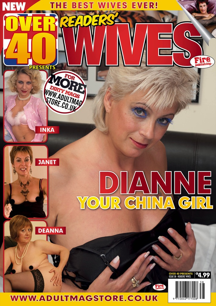 Readers' Wives Issue 38