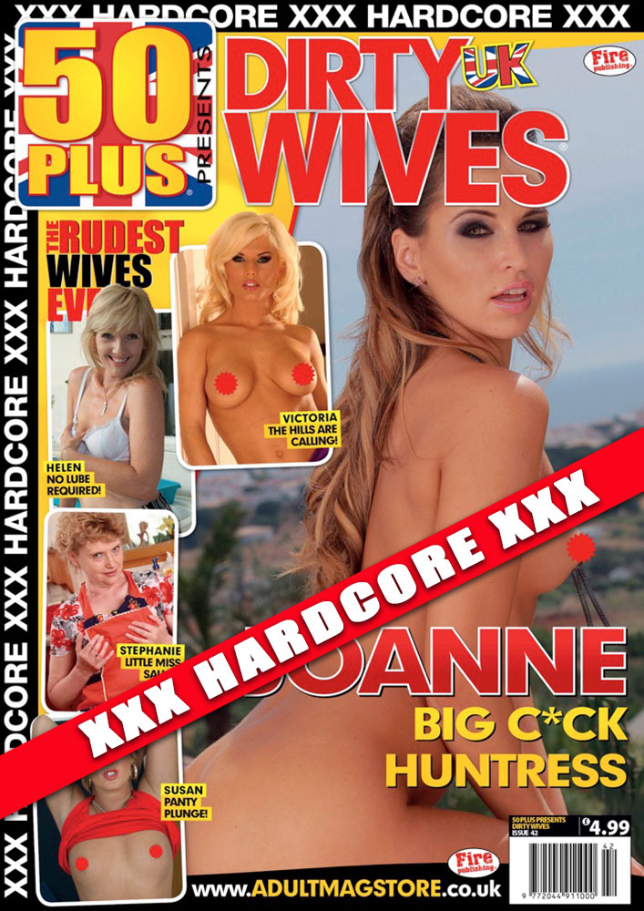 Dirty Wives Hardcore Issue 42 (digital edition)