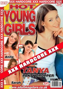 Hot Young Girls Hardcore Issue 41 (digital edition)