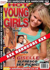 Hot Young Girls Hardcore Issue 42 (digital edition)