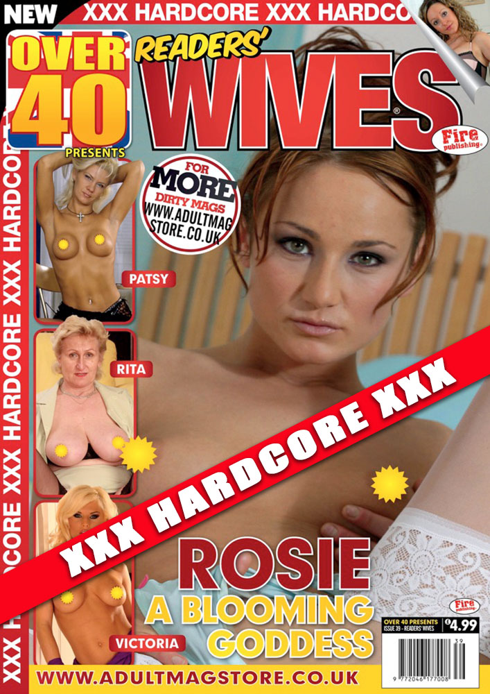 Readers' Wives Hardcore Issue 39 (digital edition)