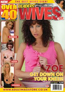 Readers' Wives Issue 40 (digital edition)