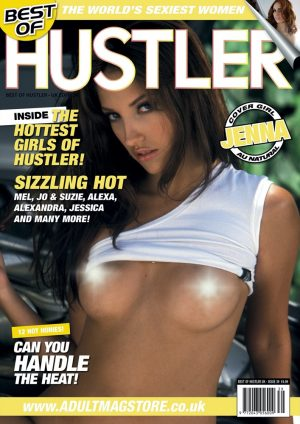 Best of Hustler Issue 39