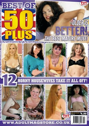 Best of 50 Plus UK Edition Issue 50